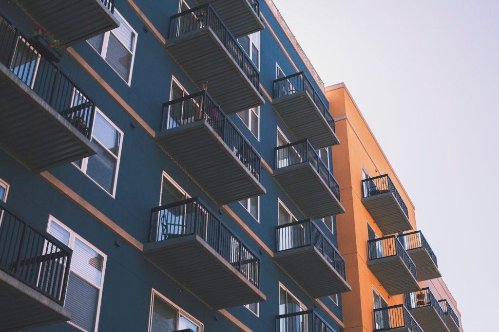 Complexe d'appartements à propriétaire
